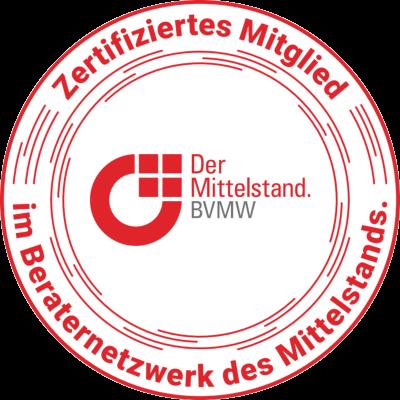BVMW Beraternetzwerk Mitglied